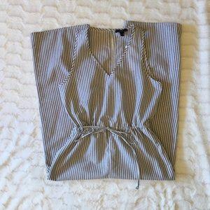 Drew Linen Blend Jumpsuit/Romper Sz S